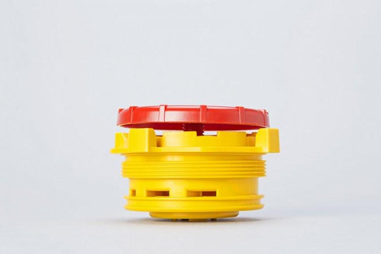 Oleodynamic filter