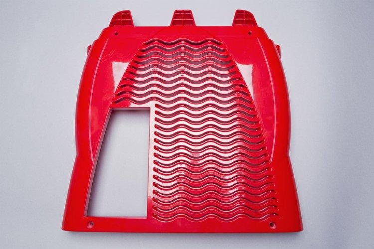 Slush machine panel